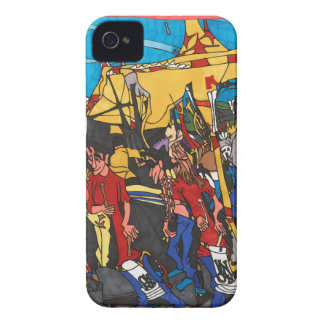 Midway iPhone 4 Cover