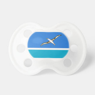 Midway Island Flag Pacifier