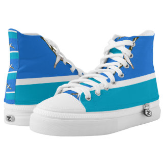 MIDWAY ISLANDS High-Top SNEAKERS