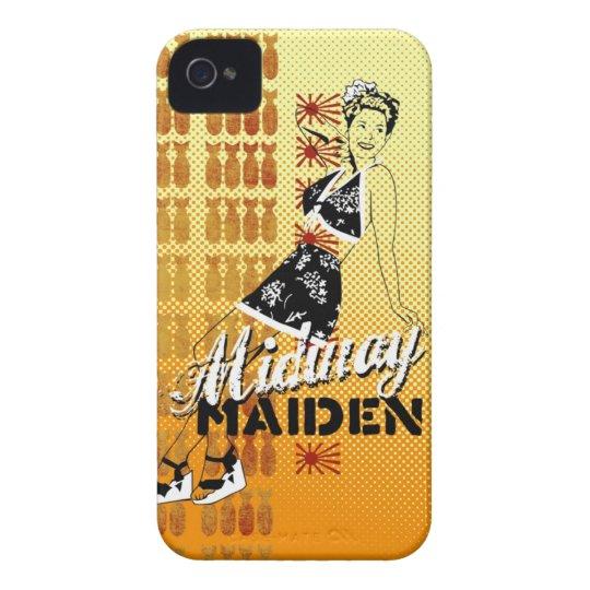Midway Maiden Iphone Case