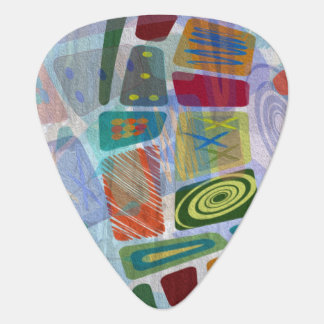 Midway Panels III Guitar Pick