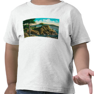 Midway Point on Seventeen Mile Drive Tees
