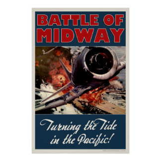 Midway Rememberance Poster