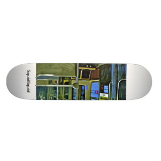 Midway, Squidliquid Skateboard Deck
