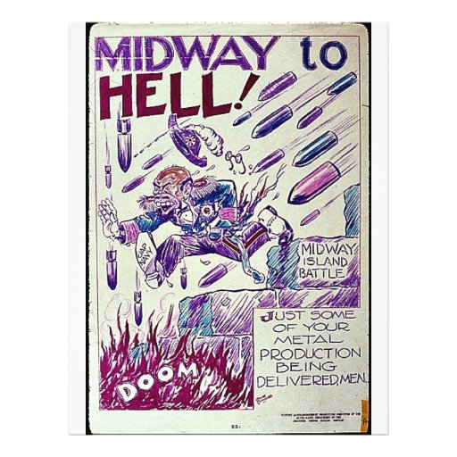 Midway To Hell Flyers