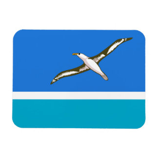 Midwayer Flag Rectangle Magnet