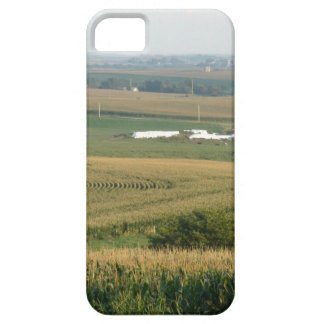 Midwest Farmland Scenic View Cell Phone Case