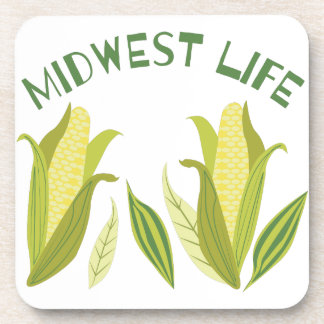 Midwest Life Beverage Coaster