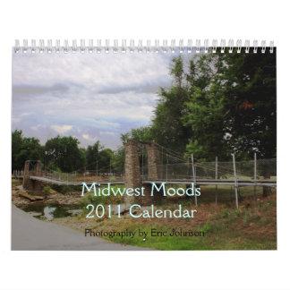Midwest Moods - 2011 Calendar