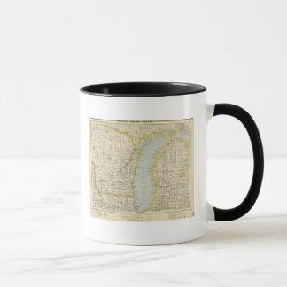 Midwest United States Mug
