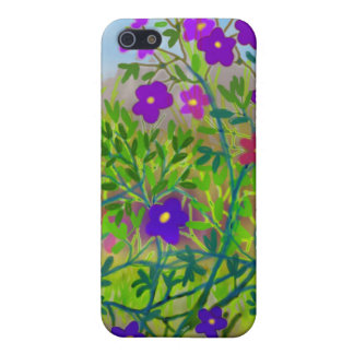 Midwestern Country Wildflowers Speck Case