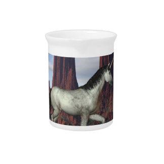 Midwestern Unicorn Drink Pitcher