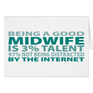 Midwife 3% Talent Card
