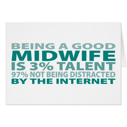 Midwife 3% Talent Card