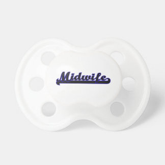 Midwife Classic Job Design BooginHead Pacifier