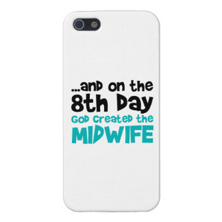 Midwife Creation Case For iPhone SE/5/5s