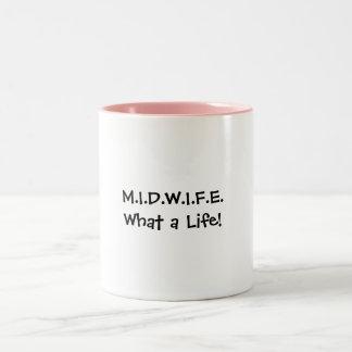 Midwife Life Mug