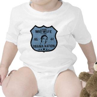 Midwife Obama Nation T-shirts
