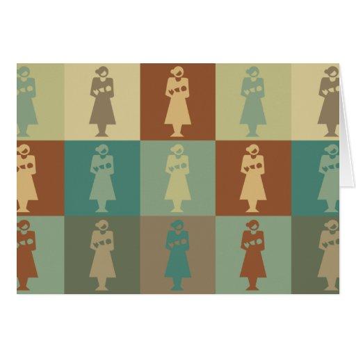 Midwife Pop Art Cards