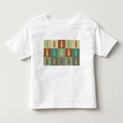 Midwife Pop Art Tee Shirt