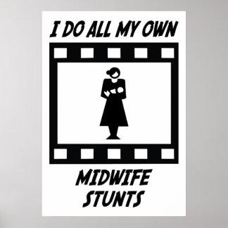 Midwife Stunts Poster