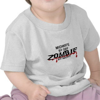 Midwife Zombie Tees