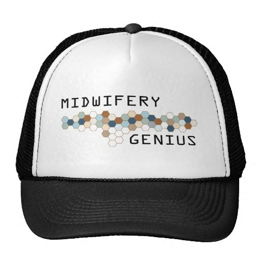 Midwifery Genius Trucker Hat