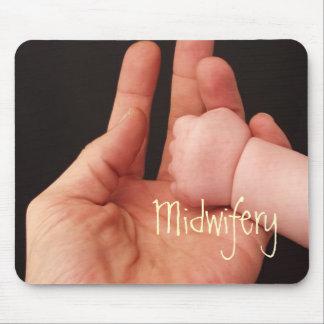 Midwifery Mouse Pad