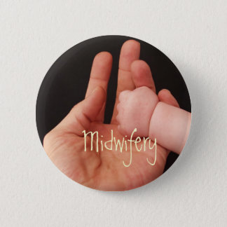 Midwifery Pinback Button