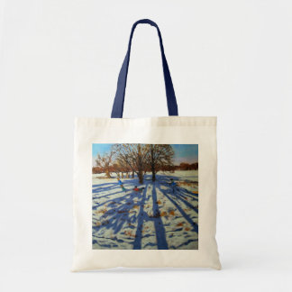 Midwinter Calke Abbey Derbyshire Tote Bag