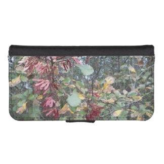 Midwinter Oak & Maple Botanical Natural Phone Wallets