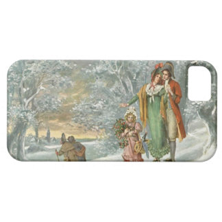 Midwinter scene iPhone 5 covers