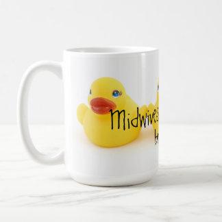 Midwives and Yellow Rubber Ducks Coffee Mug