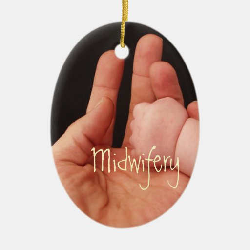 Midwives Christmas Tree Ornament