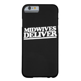 Midwives deliver barely there iPhone 6 case