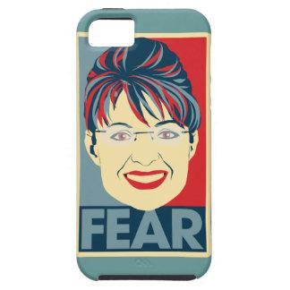 Miedo anti Pardoy de Sarah Palin iPhone 5 Funda