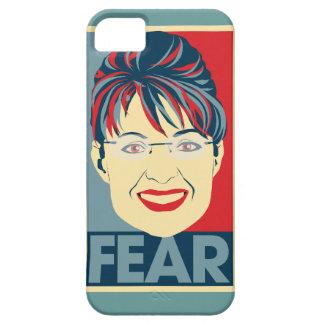 Miedo anti Pardoy de Sarah Palin iPhone 5 Fundas