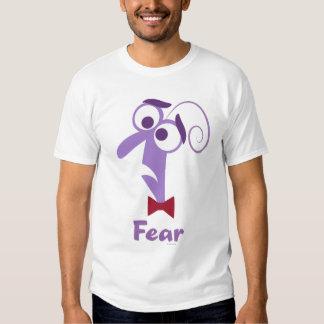 Miedo Camisas