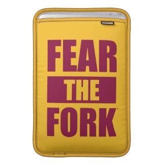 Miedo de ASU la bifurcación Fundas Para Macbook Air