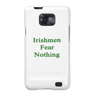 Miedo de los irlandeses nada galaxy SII carcasa