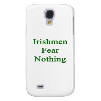 Miedo de los irlandeses nada