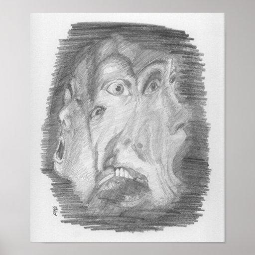 Miedo de mí póster