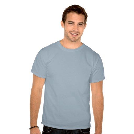 Miedo de obstáculos camisetas