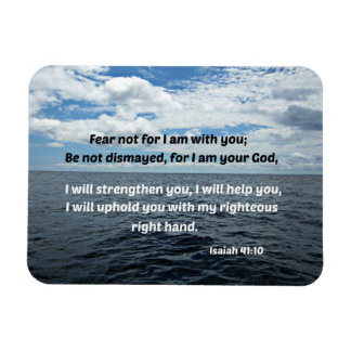 Miedo del 41 10 de Isaías no para mí estoy con ust Imanes