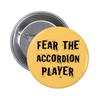 Miedo divertido el regalo de la música del jugador pin