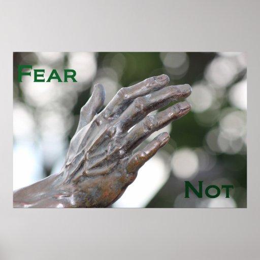 Miedo no impresiones