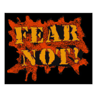 ¡Miedo no! Poster