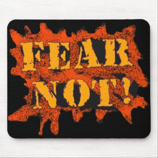 ¡Miedo no! Tapetes De Raton