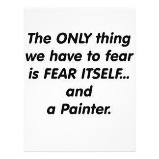 Miedo Paintr Tarjetones