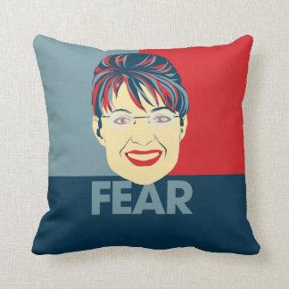 Miedo Sarah Palin Cojin